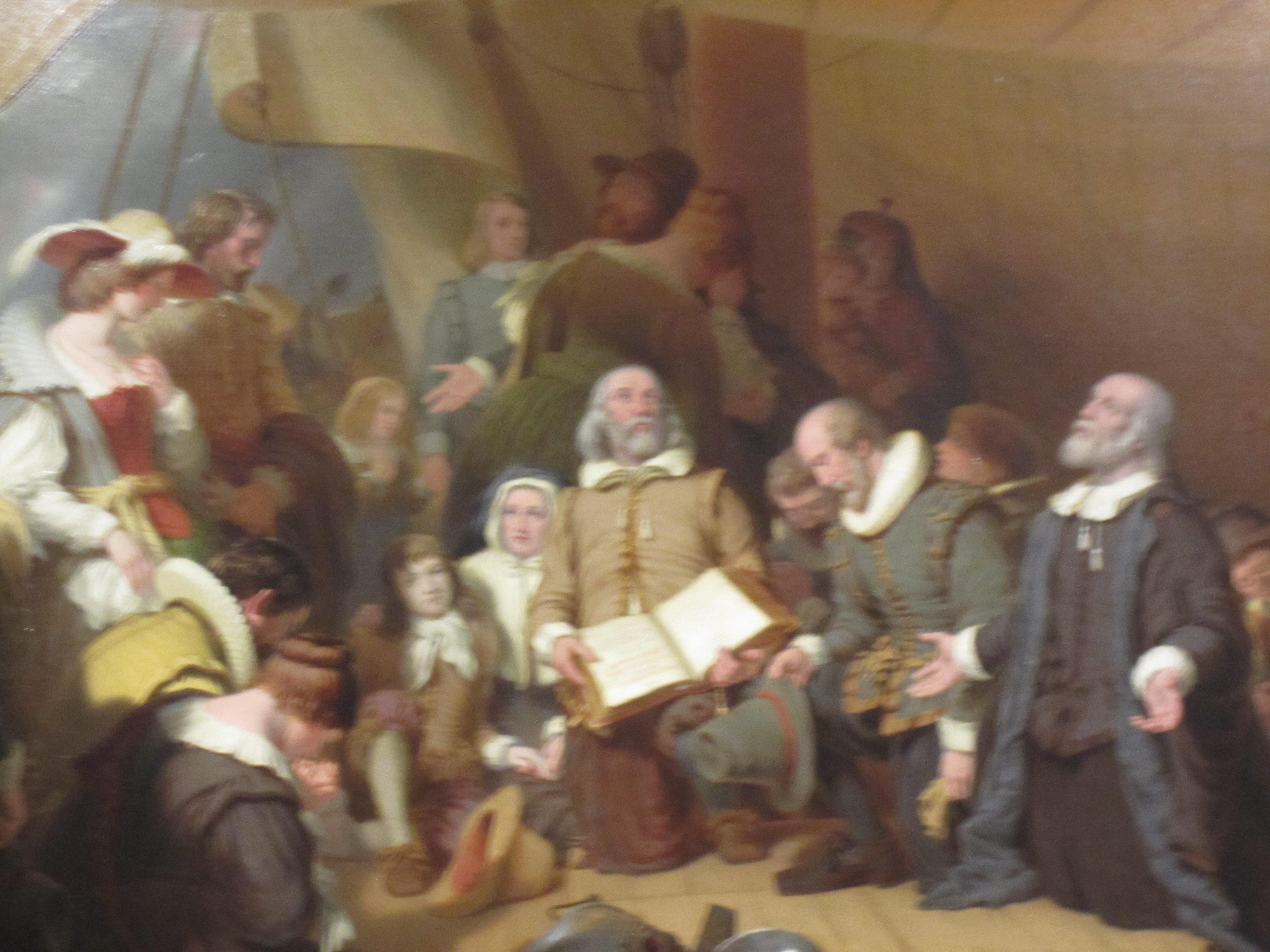 Pilgrim Plymouth Colony