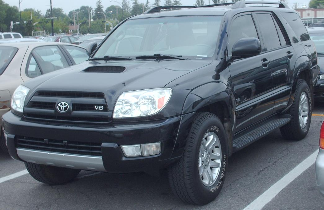 File 03 05 Toyota 4runner V8 Jpg Wikimedia Commons