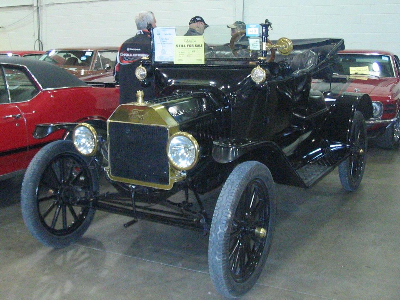 Fileu002715 Ford Model T (Toronto Spring u002712 Classic Car Auction) & File:u002715 Ford Model T (Toronto Spring u002712 Classic Car Auction).JPG ... markmcfarlin.com