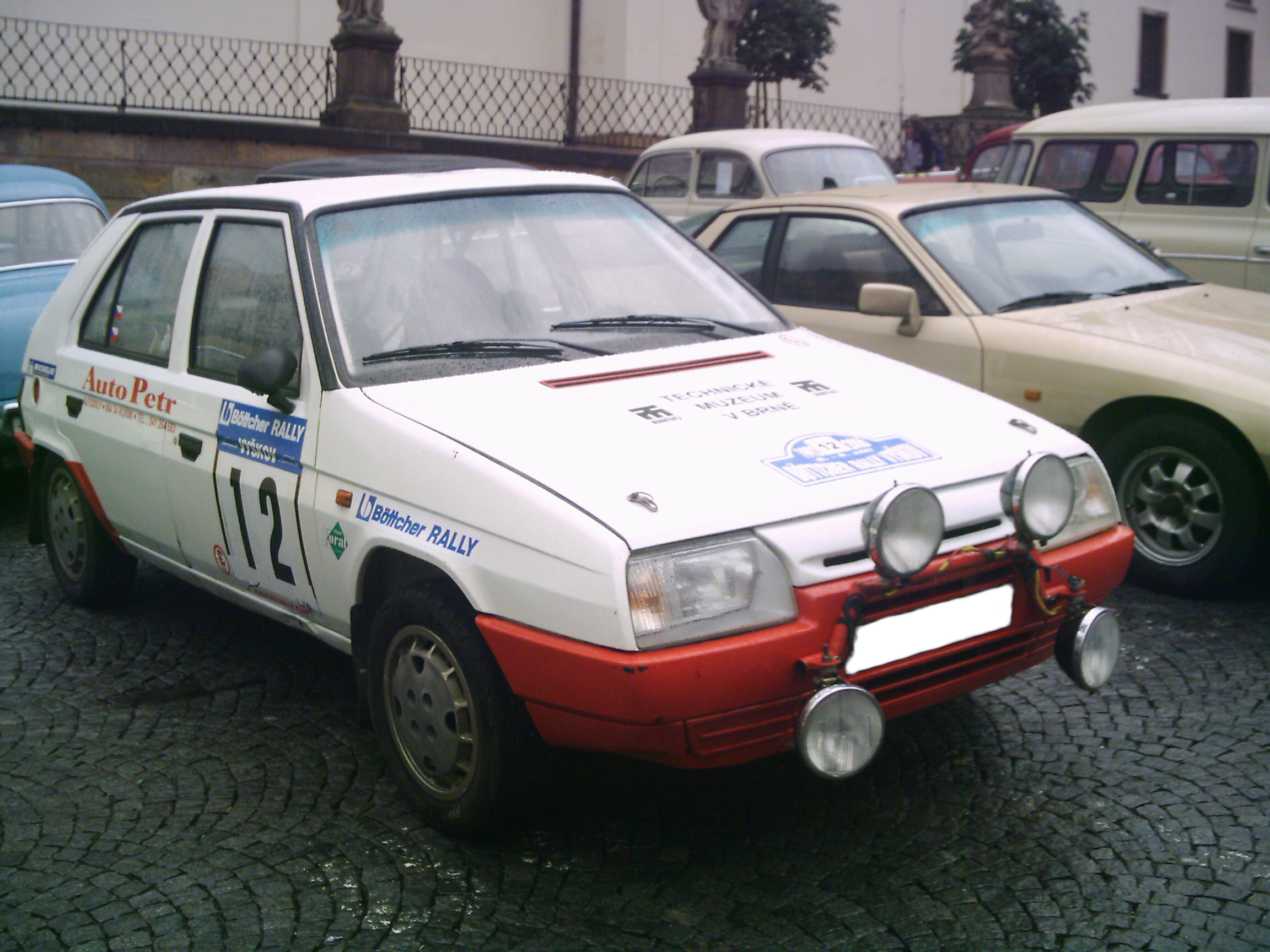 Car Rallies Uk