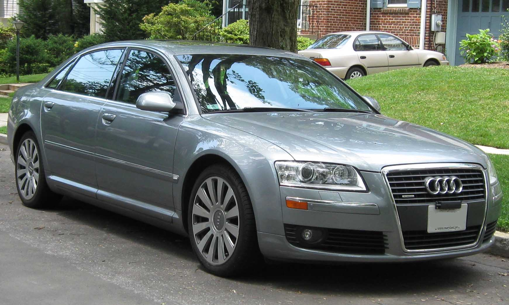 File 06 08 Audi A8 4 2 Jpg Wikimedia Commons