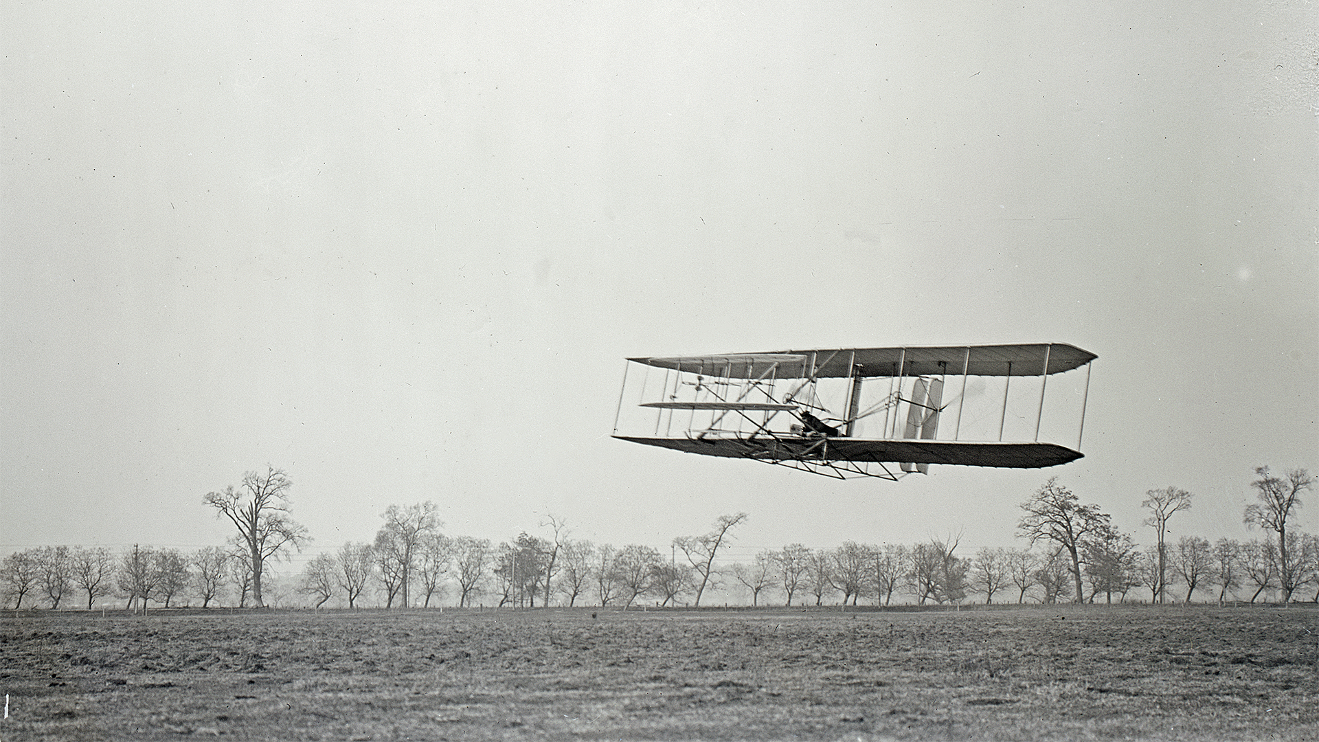 Wright Brothers Flyer II, 1904
