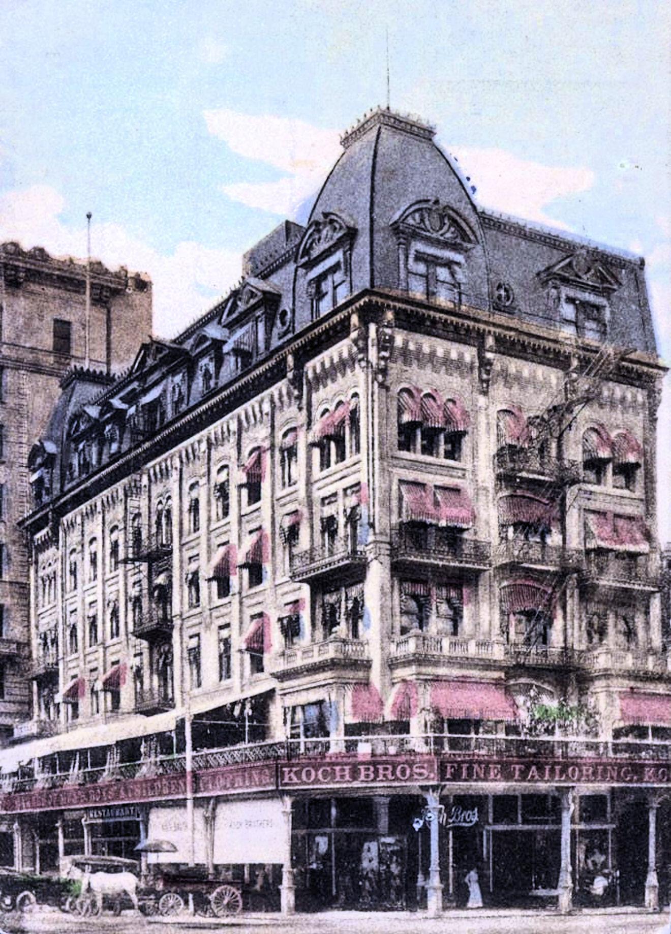 File 1906 Hotel Allen Allentown Pa Jpg