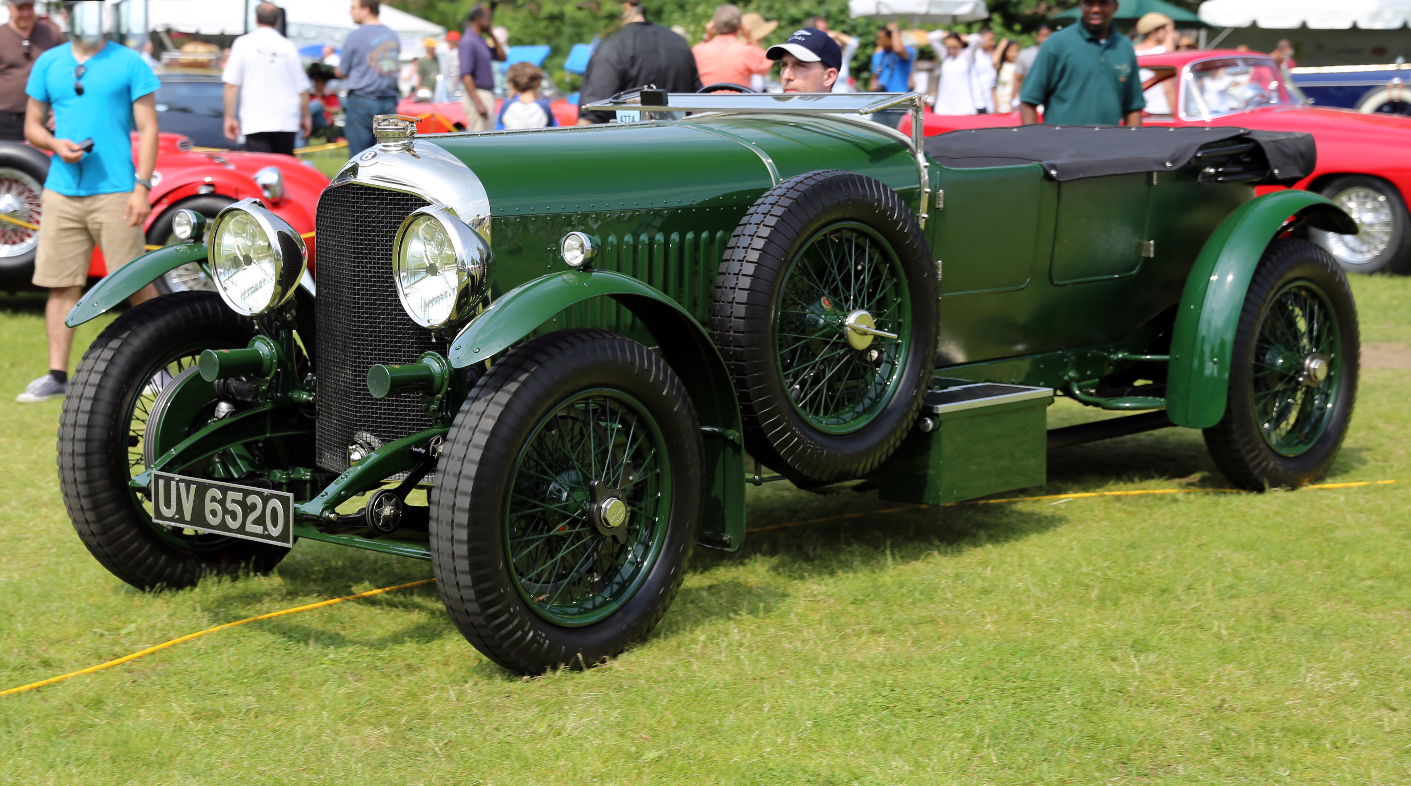 File 1929 Bentley 4 5 Le Mans Tourer Jpg Wikimedia Commons