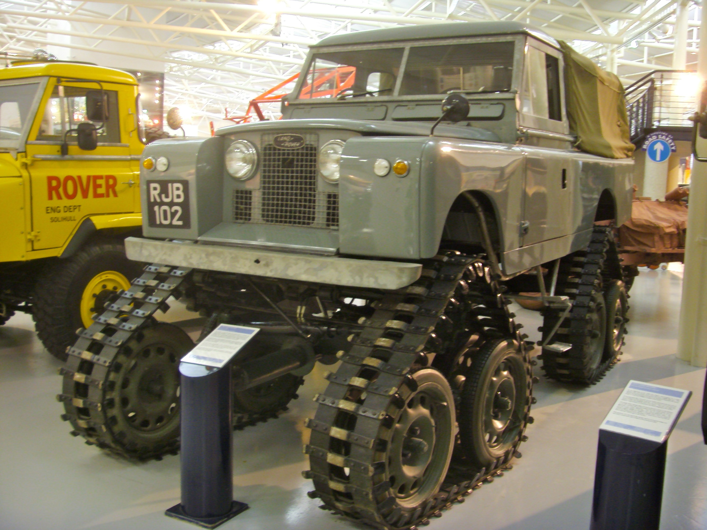 File 1958 Land Rover Series Ii Cuthbertson Heritage Motor