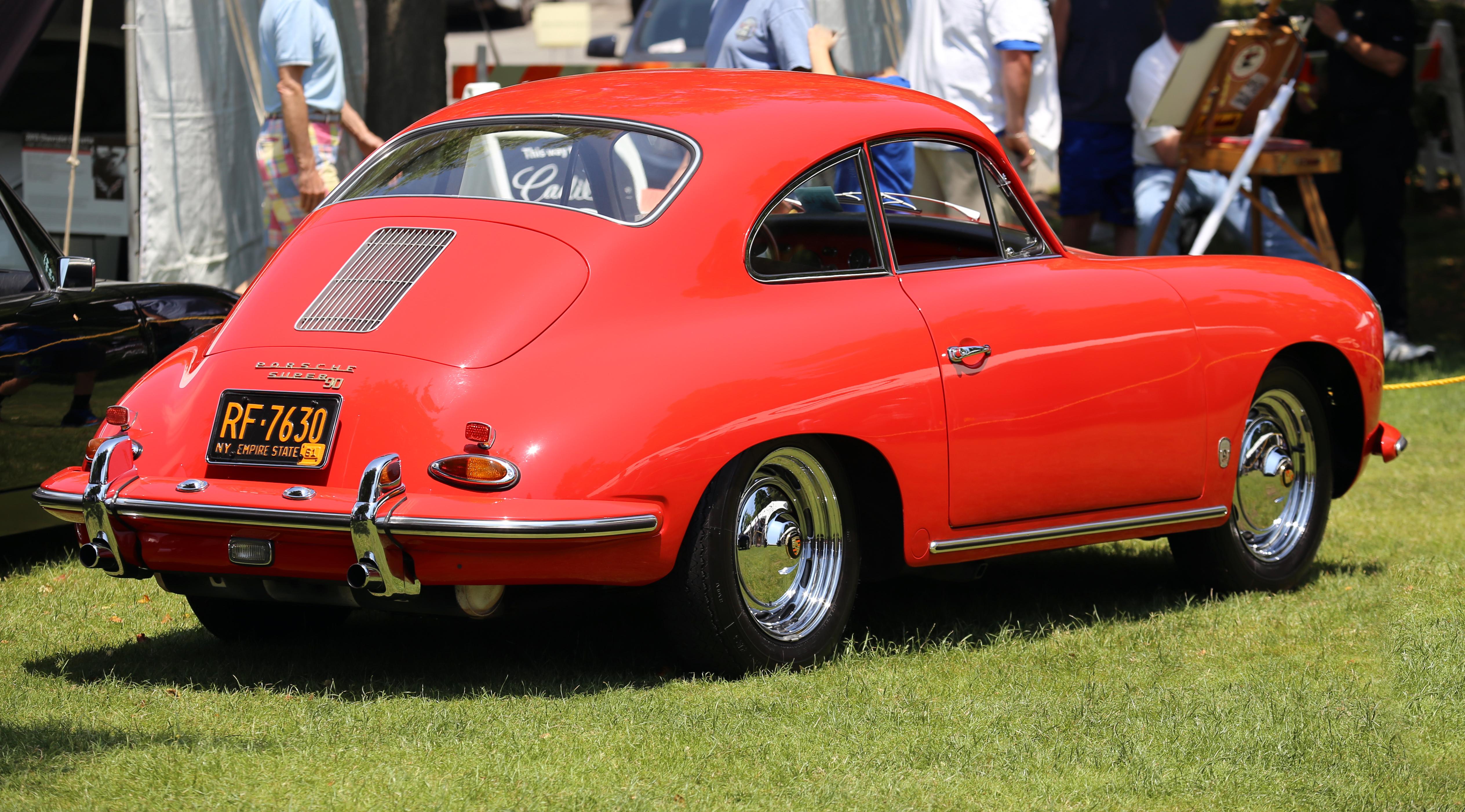 File 1961 Porsche 356 Super 90 Coup 233 T5 B Jpg Wikimedia