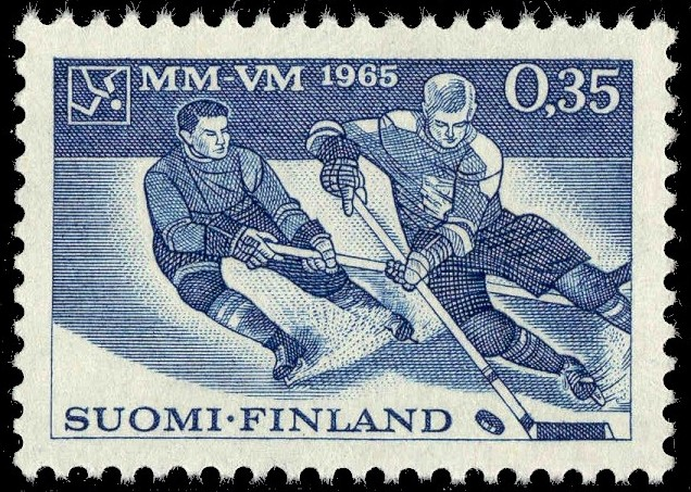 1965 Icehockey MM-VM 1965 in Tampere
