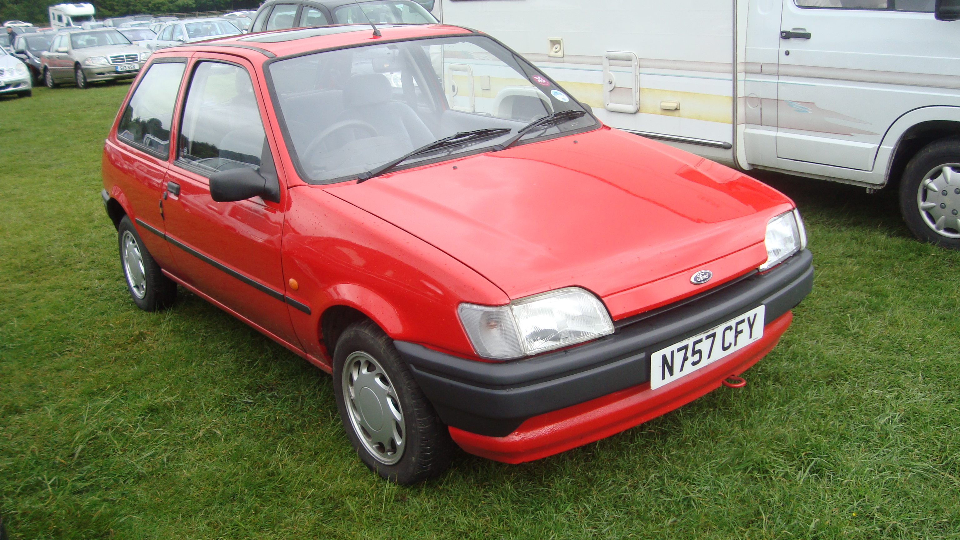 Ford Fiesta \'89 – Wikipedia