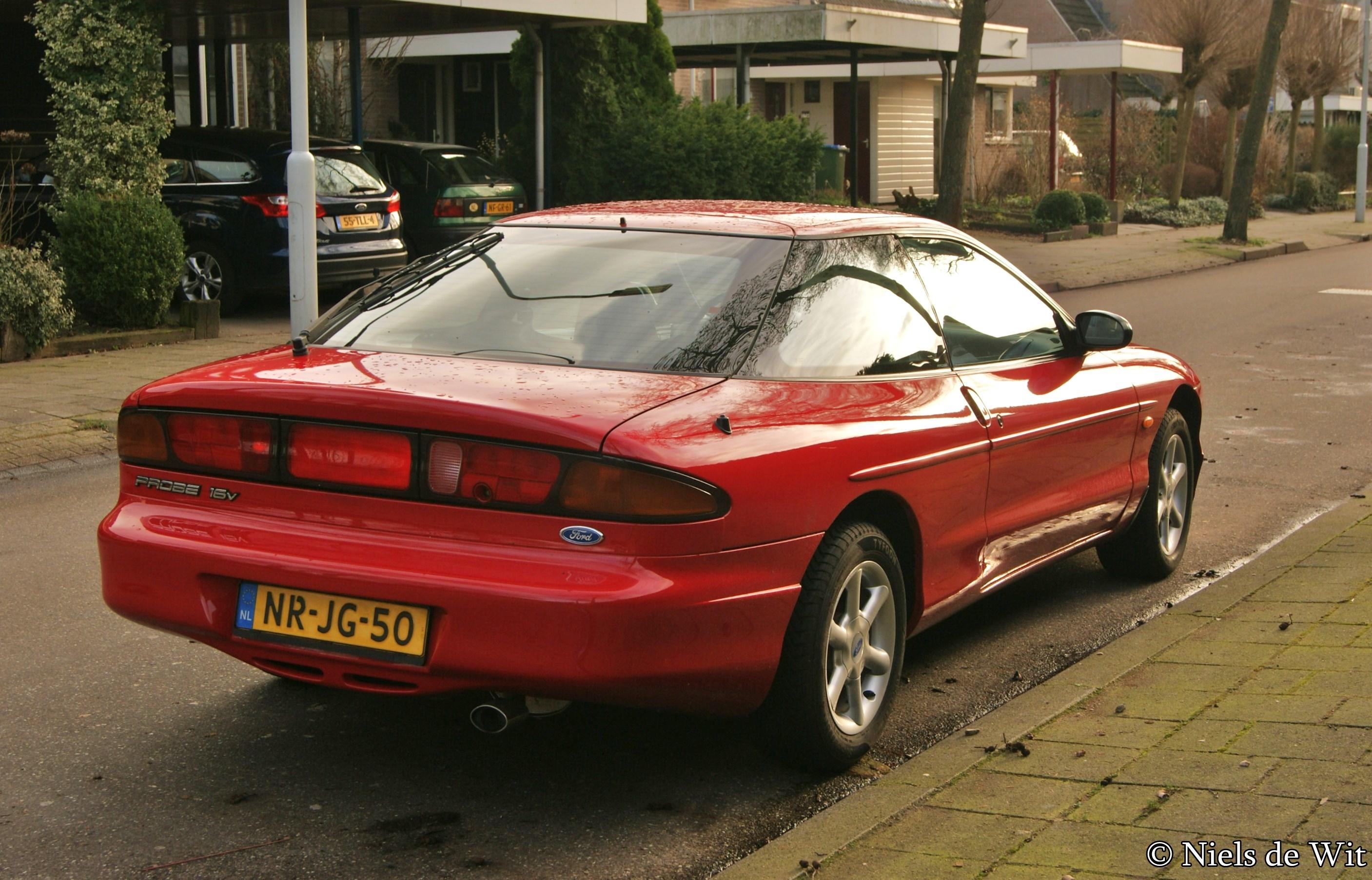 1996 ford probe gt motor