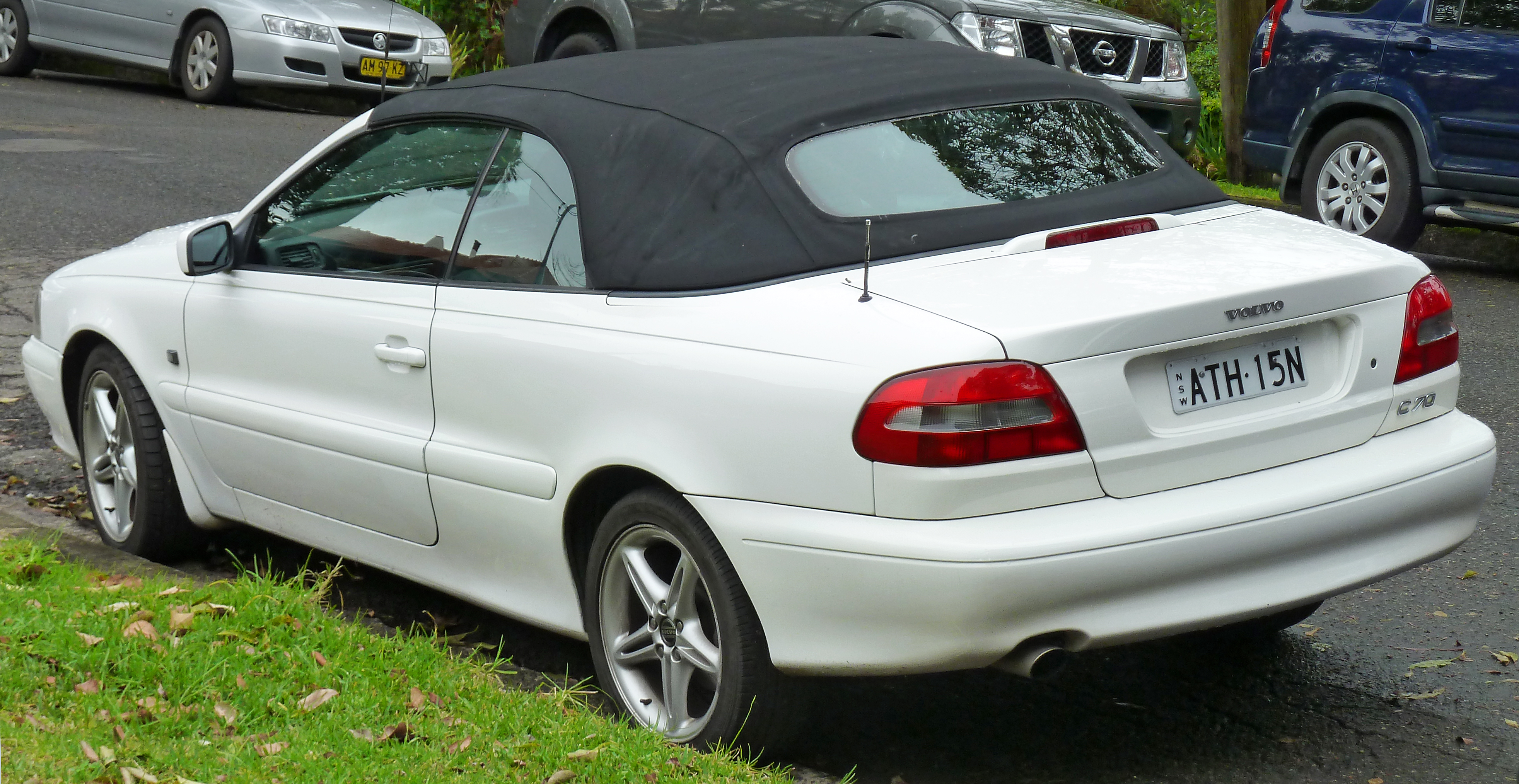 1997 volvo c70 convertible automatic related infomation