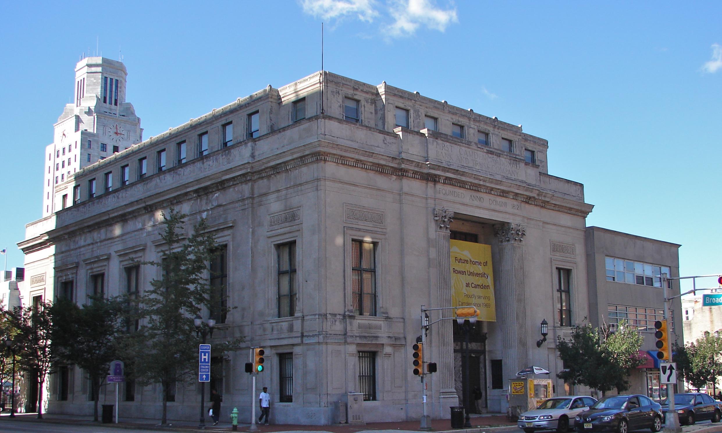 First Camden National Bank  U0026 Trust  Camden