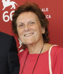 Description de l'image 2009 venice film festival Liliana Cavani (cropped).jpg.