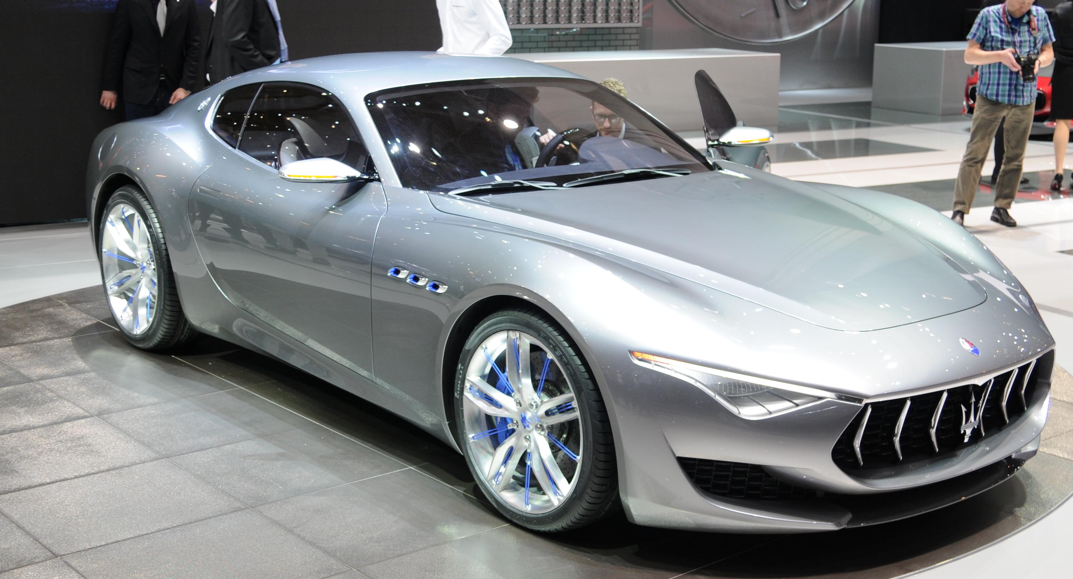 2020 Maserati Alfieris Model