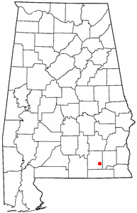 Loko di Enterprise, Alabama