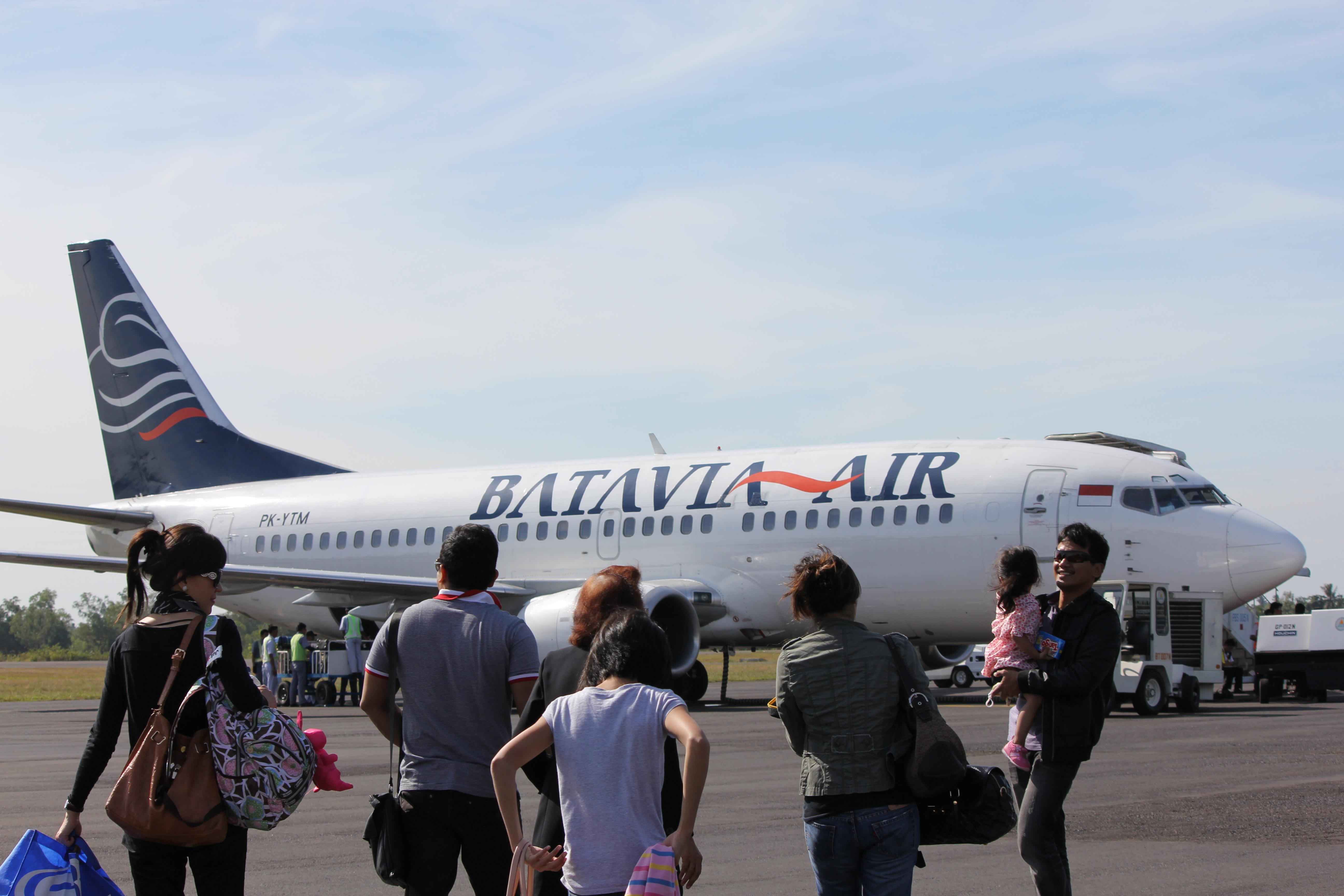 Batavia Air Quiz