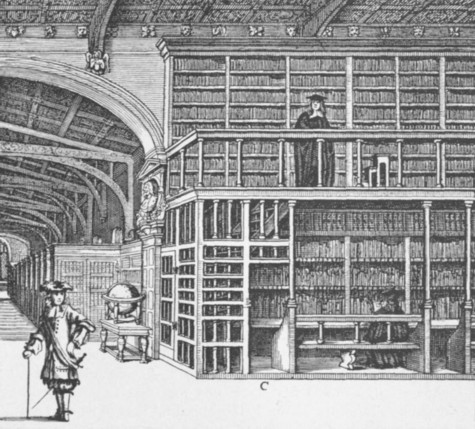 File:A portion of the bookcases set up in the eastern wing of the Bodleian Library, Oxford.jpg
