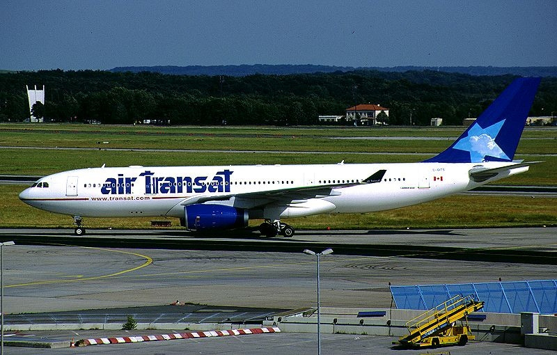 Air Transat Flight 236 Wikipedia