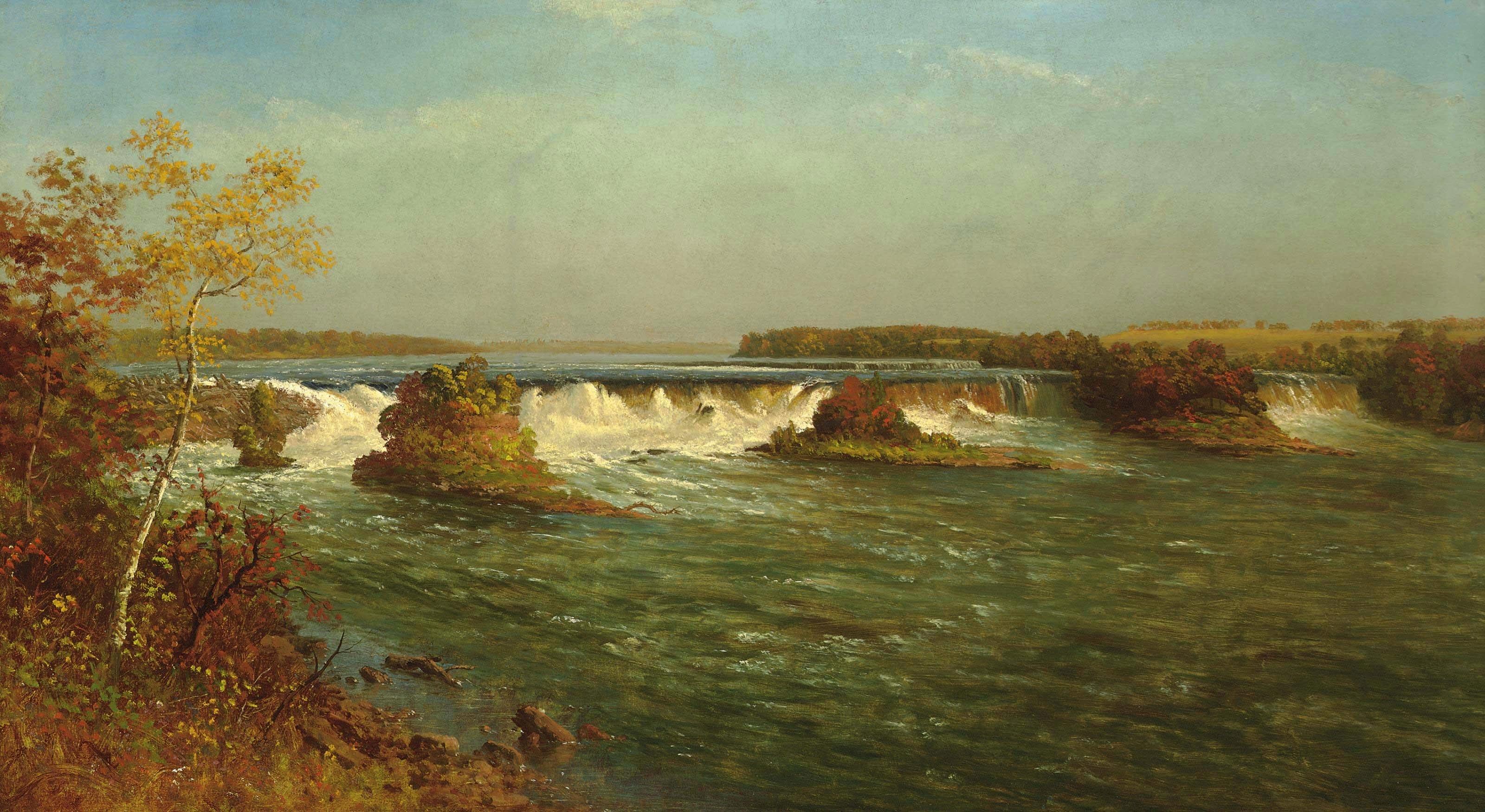 American Artist Landscape Paintings