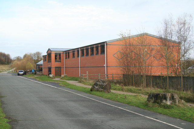 Apedale Heritage Centre - geograph.org.uk - 1582934