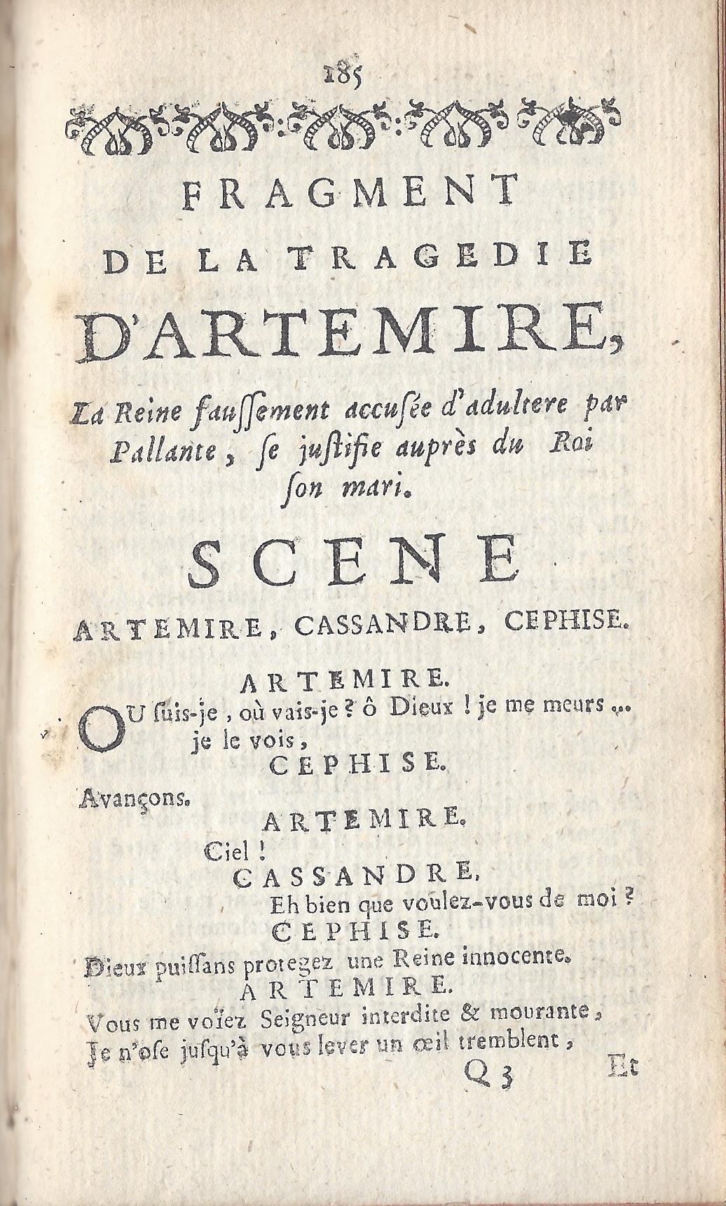 Artemire Tragedy Wikipedia