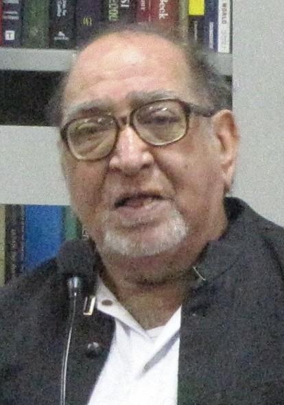 Asghar Ali Engineer in 2010