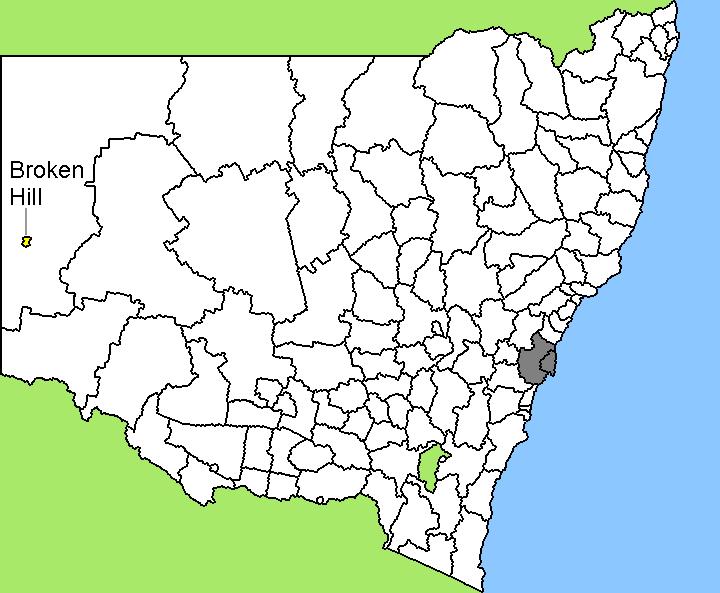 City of Broken Hill  Wikipedia