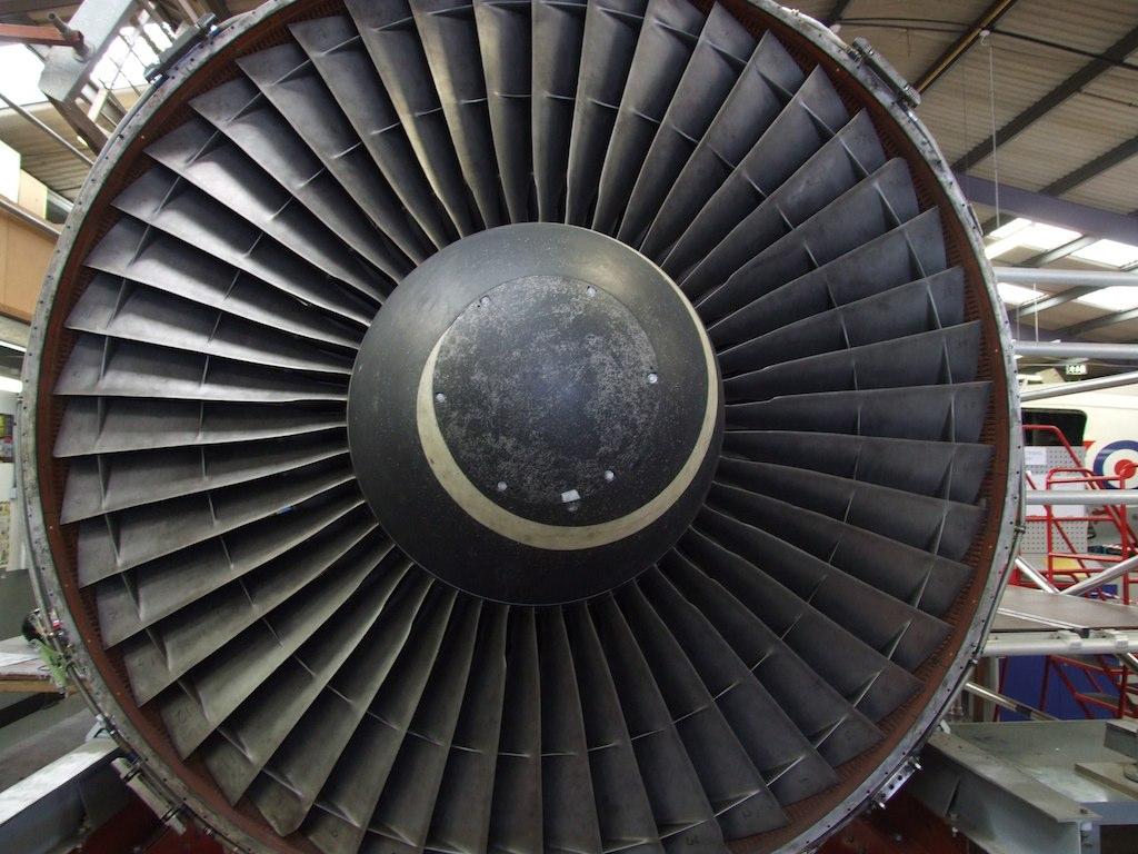 Axial Flow Compressors : File axial flow compressor  g wikimedia