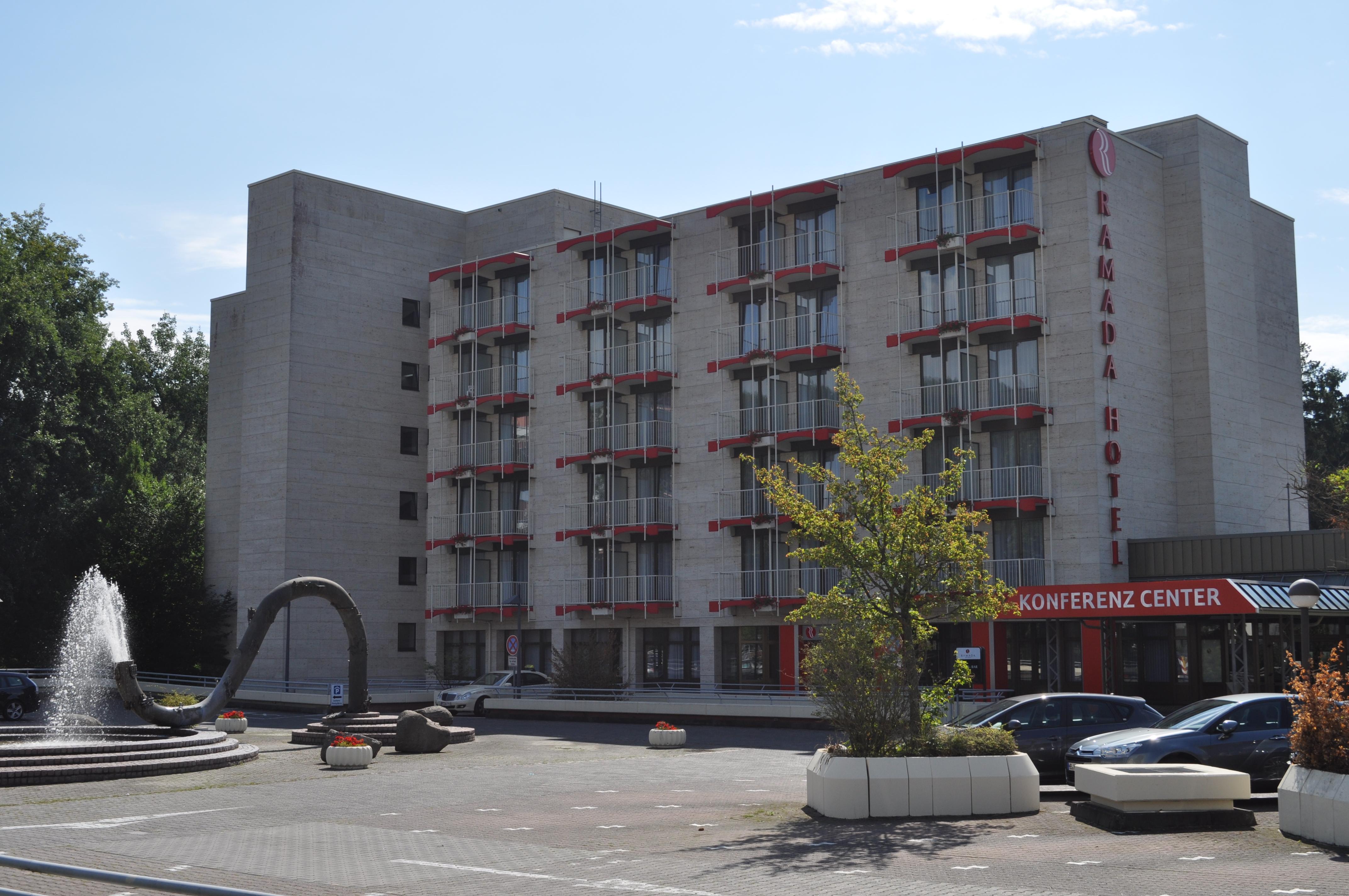 Ramada Hotel In Bad Soden