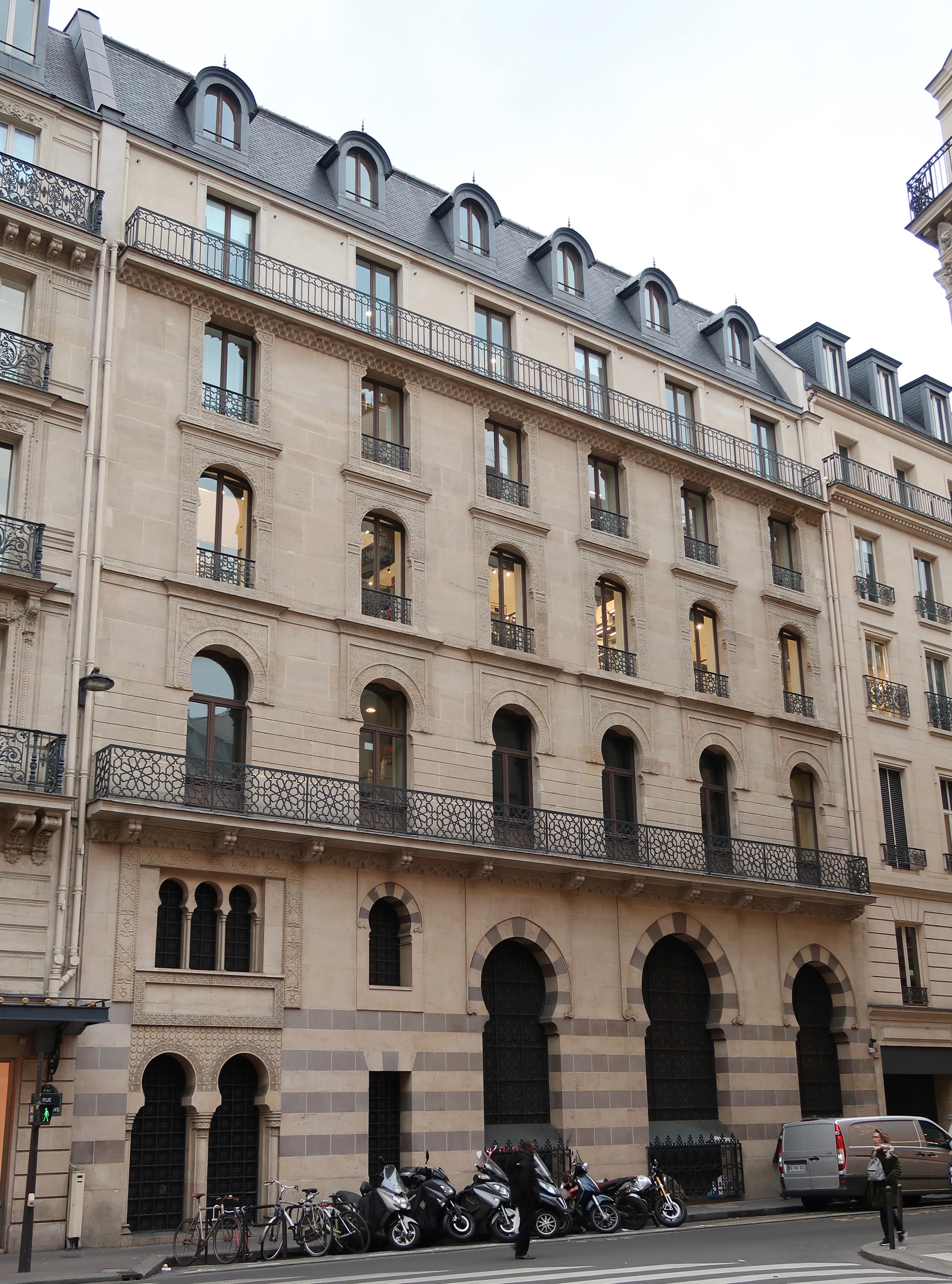 a7955d6d50 Fichier:Bains turcs, 18 rue des Mathurins, Paris 9e.jpg — Wikipédia