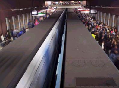Baquedano (estación del Metro de Santiago)