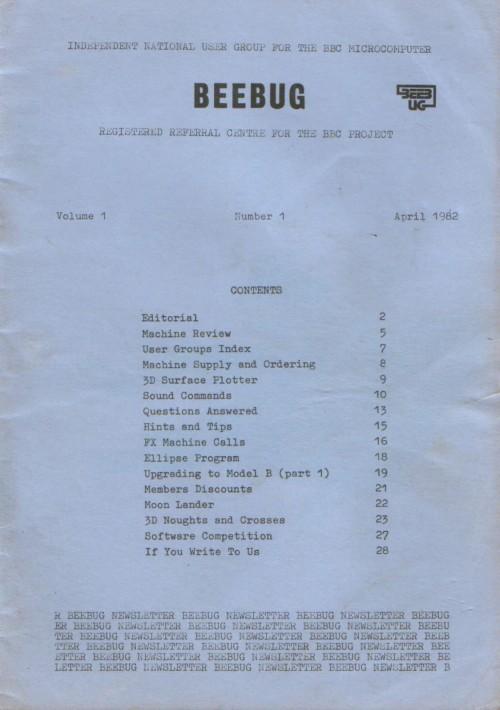 File:Beebug newsletter front cover April 1982.jpg ...