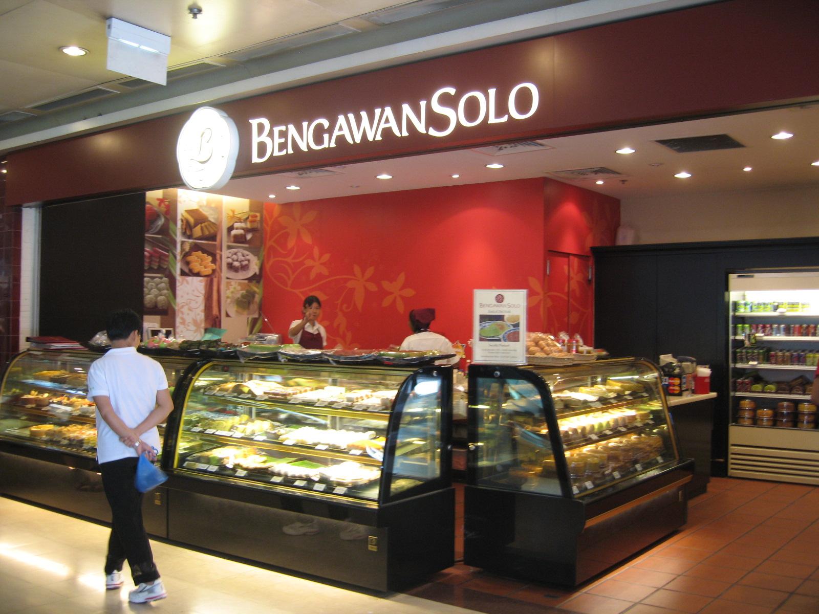 Bengawan Solo Singapore Birthday Cake