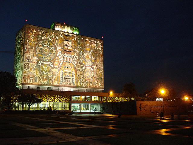 Biblioteca de la Universidad Nacional Autónoma de México