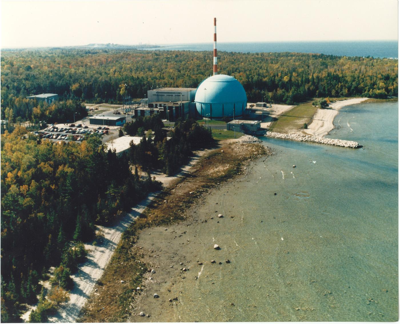 Big Rock Nuclear Power Plant