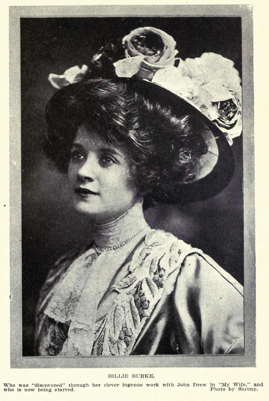 billie burke actress