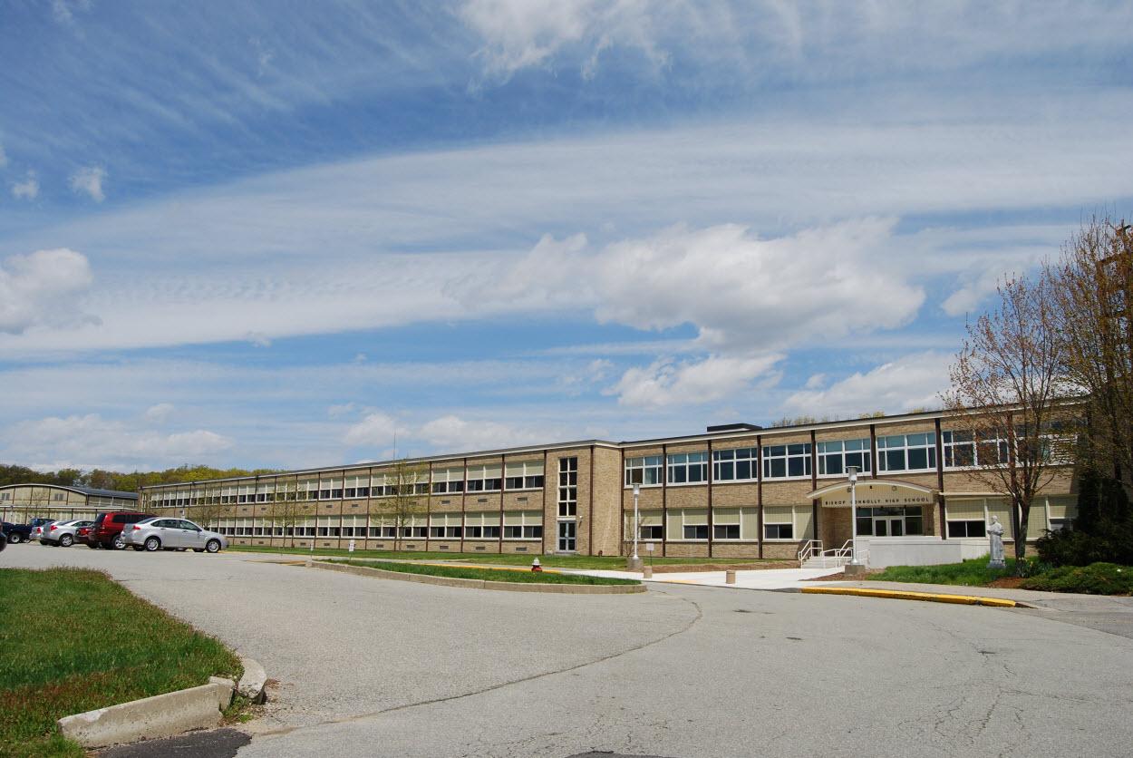 Bishop Connolly High School - Wikipedia