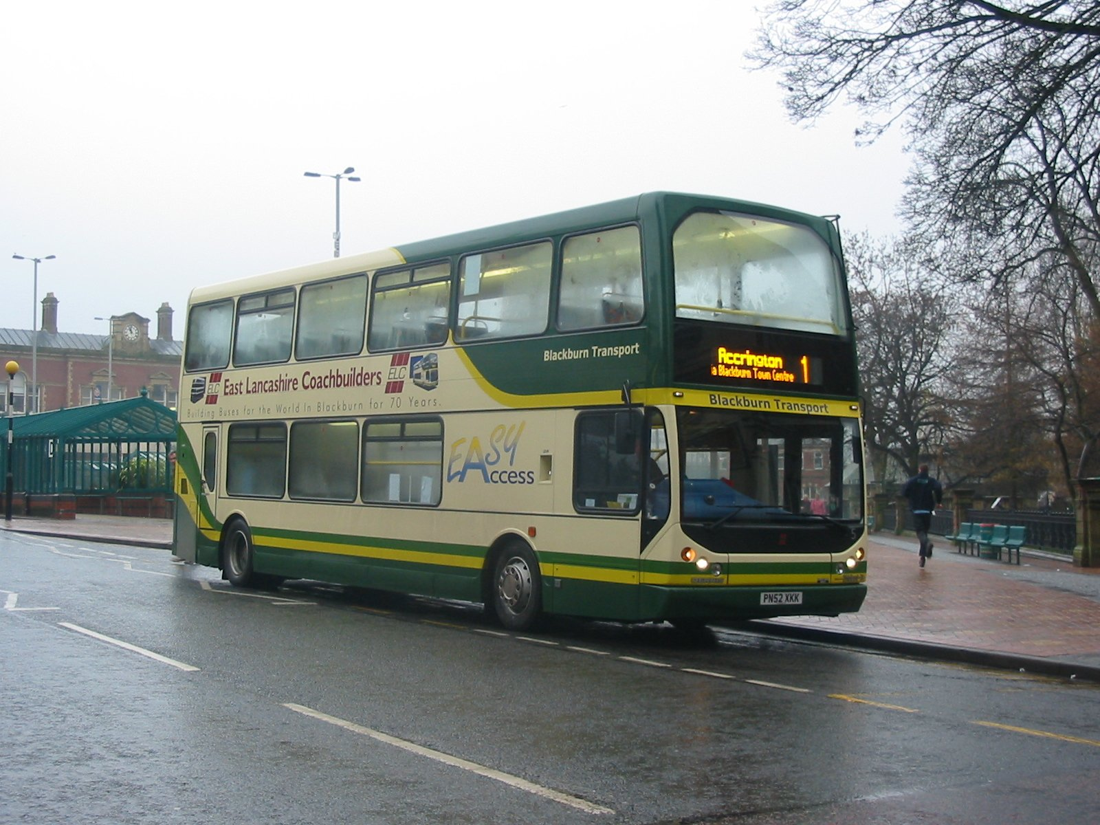 Blackburn Transport - Wikipedia