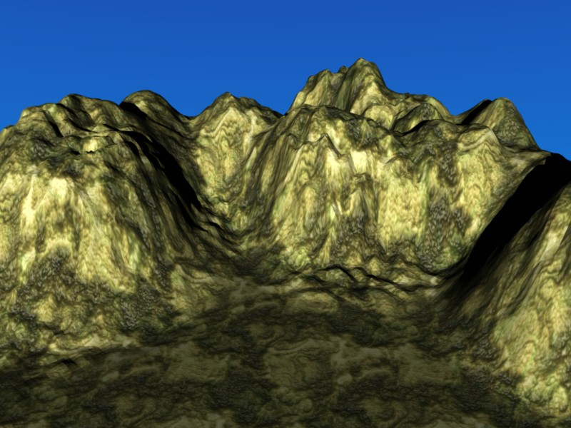 Blender 3D: Noob to Pro/Landscape Modeling I: Basic Terrain