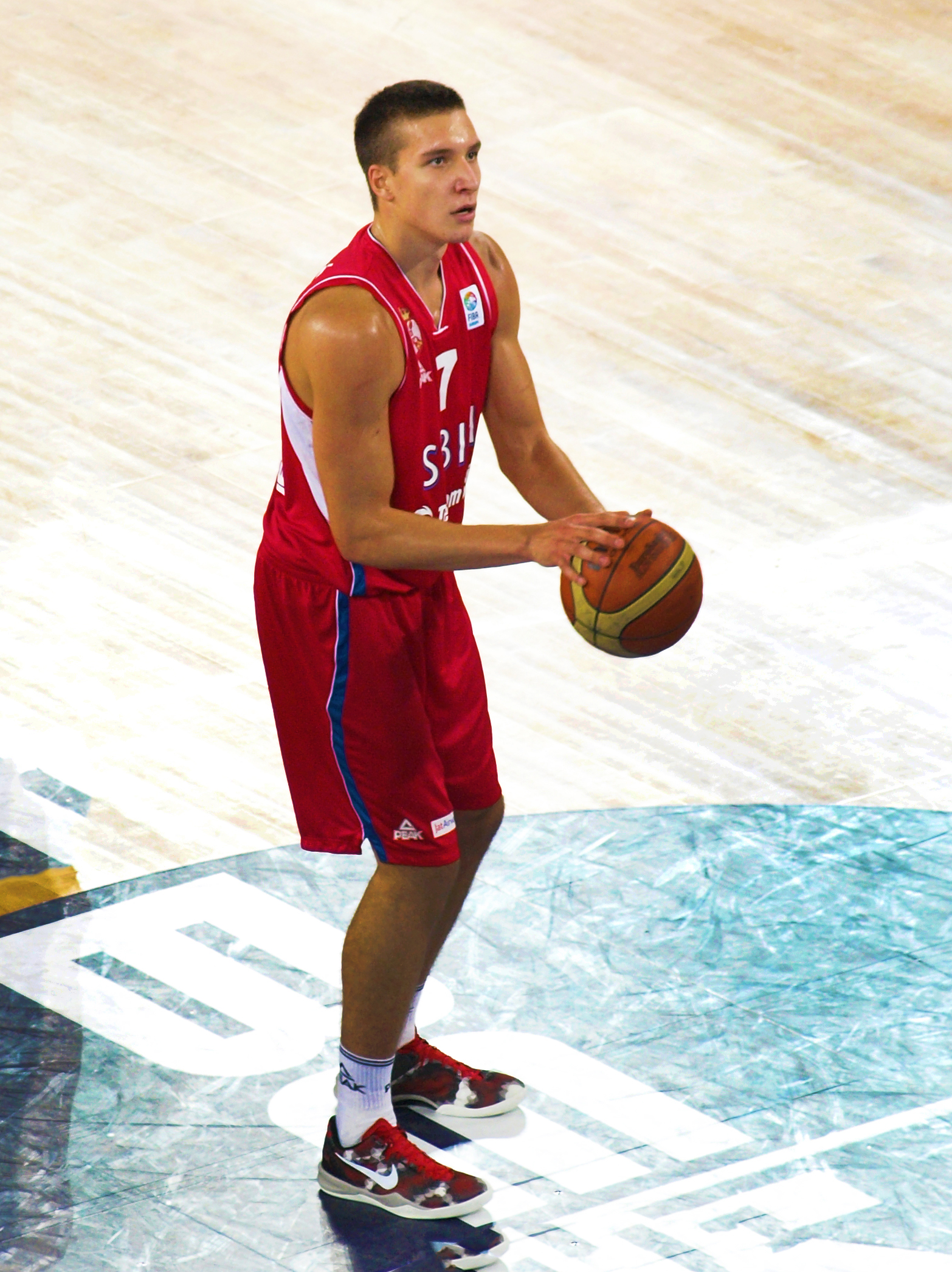 Bogdan Bogdanović (basketball) Wikipedia