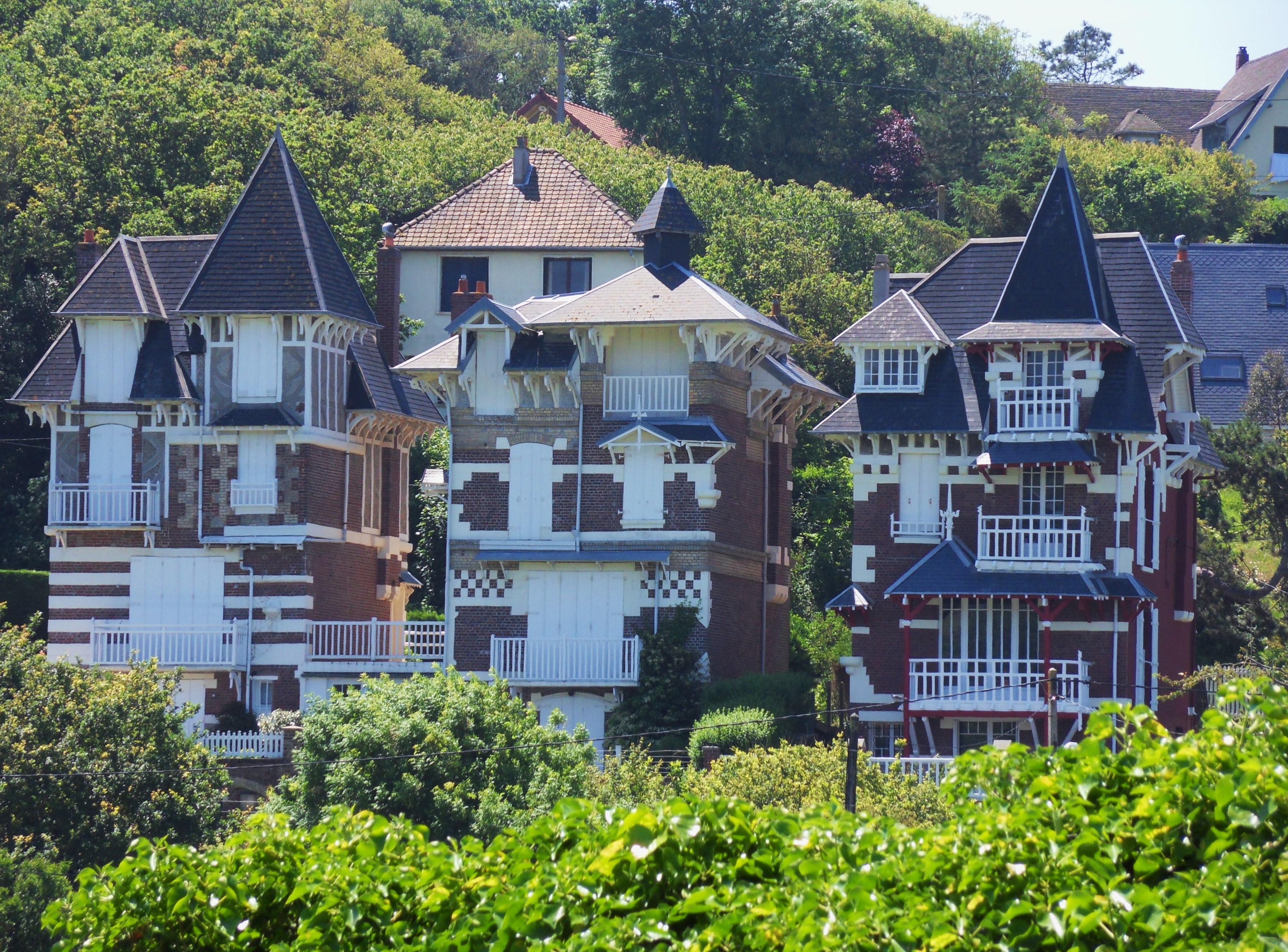 File Bois de Cise villas 2 jpg Wikimedia Commons # Bois De Cise Hotel