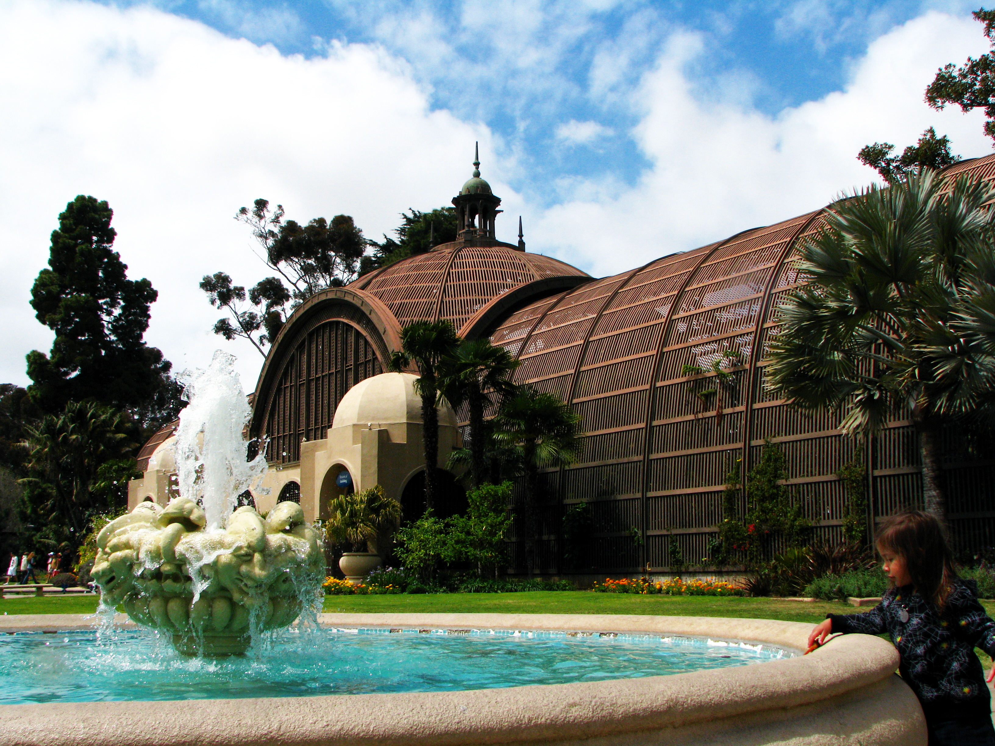 Beau File:Botanical Garden, Balboa Park