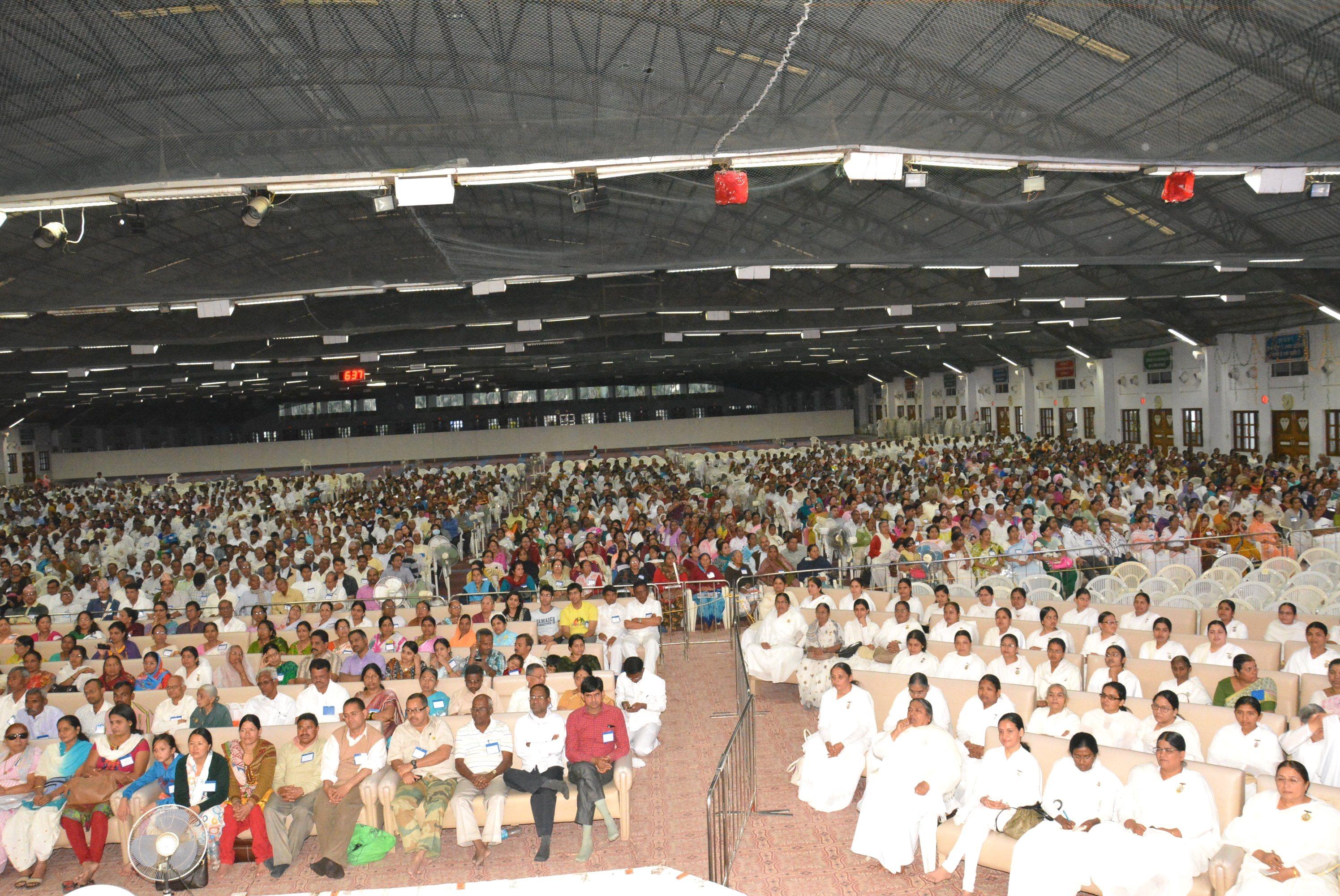 Brahma Kumari-Diamond hall