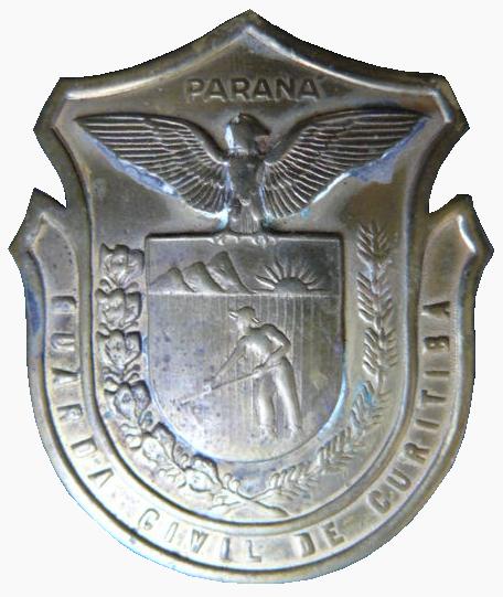 Ficheiro:Brasão da Guarda Civil do Paraná..png