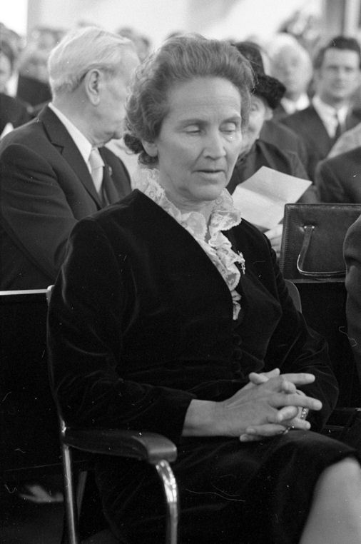 Marion Gräfin Dönhoff Größe