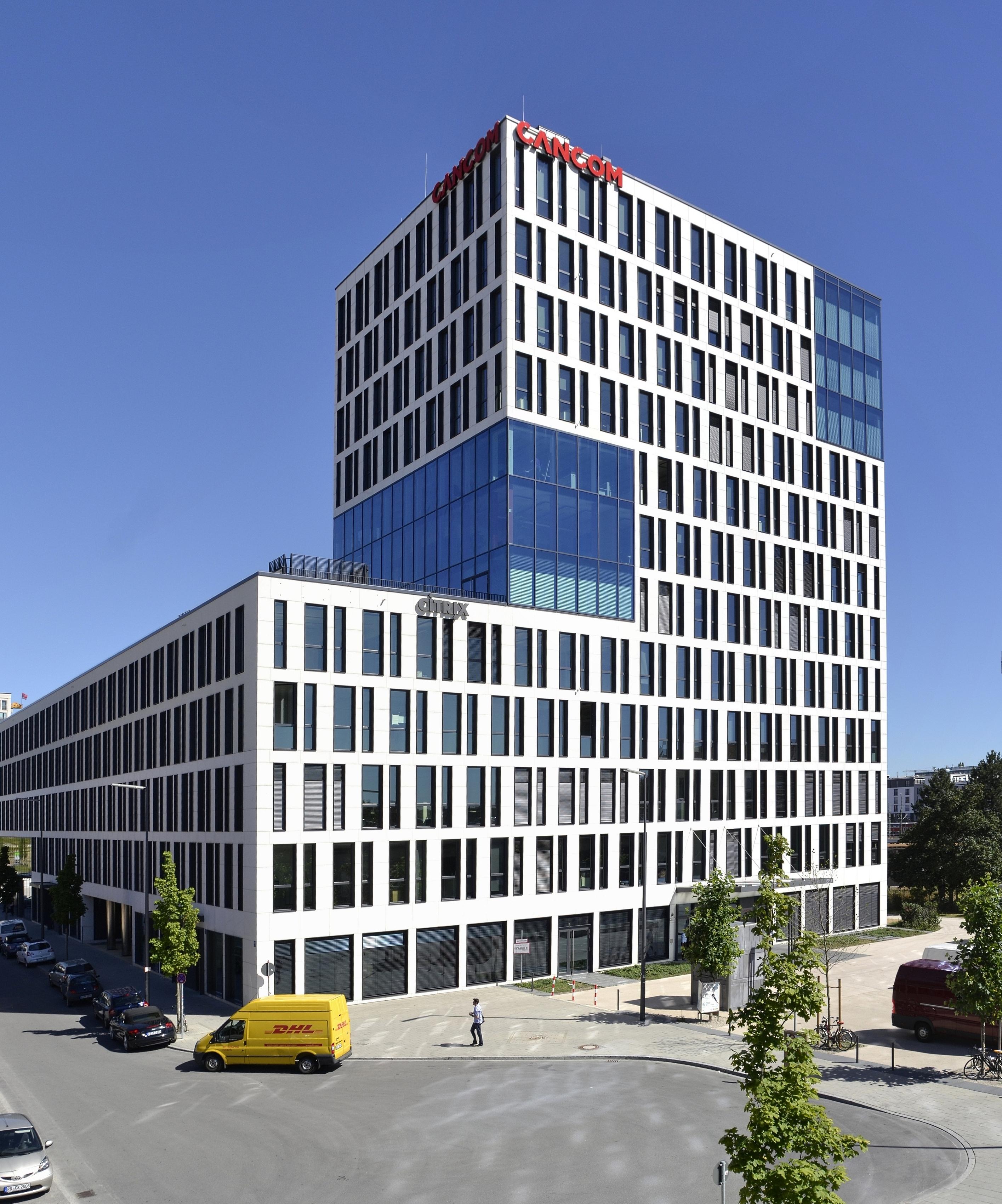 DateiCANCOM Zentrale Deutschland  ErikaMannStraße 69  ~ Staubsauger Zentrale München