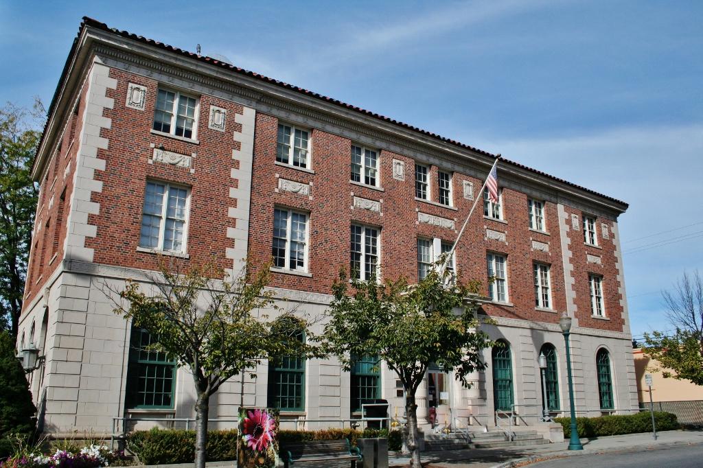 Coeur Dalene Federal Building Wikipedia