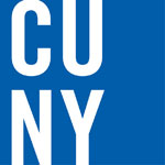 The C.U.N.Y wordmark of the University