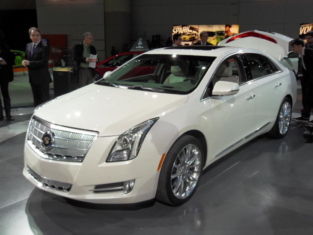 Cadillac Xts Wikipedia La Enciclopedia Libre
