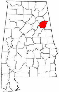 Calhoun County Alabama