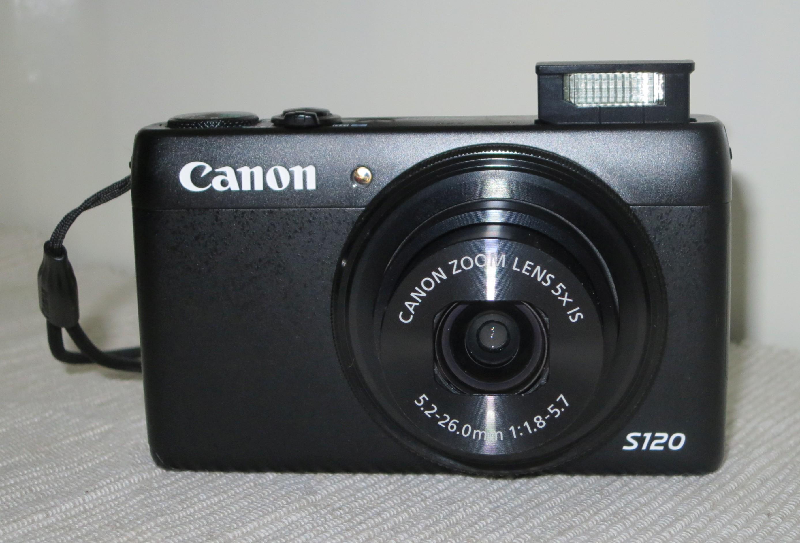 Canon Powershot S120 инструкция